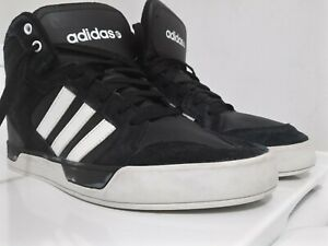 Details about Adidas NEO Label Ortholite High Top Sneakers Size 8 MALE