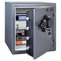 Sentry Electronic Fire Safe 1.23 Ft3 16 3/8w X 19 3/8d X 17 7/8h Gunmetal Gray on sale