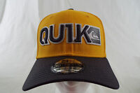 Quiksilver 39thirty Era Hat High Crown Yellow Grey One Size