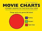 Movie Charts by Paul Copperwaite (Hardback, 2009)