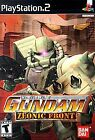 Mobile Suit Gundam: Zeonic Front (Sony PlayStation 2, 2002)