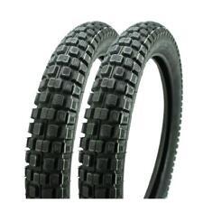 2 Reifen Rad für Simson S51 S50 Duo Schwalbe Schwalbe Enduro Cross 186 VeeRubber