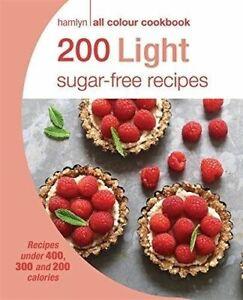 Hamlyn-All-Colour-Cookery-200-Light-Sugar-free-Recipes-Hamlyn-Cookbook