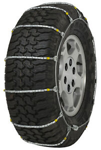 255 80 17 255 80r17 cobra jr cable tire chains snow traction suv
