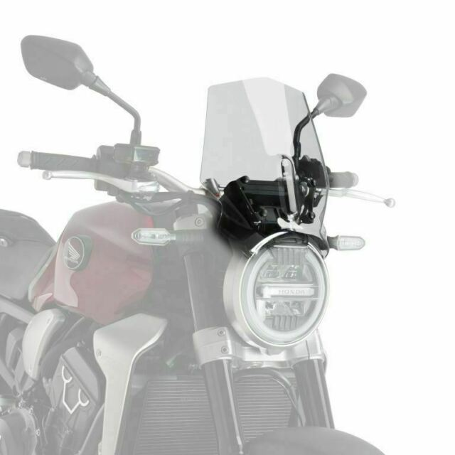 PUIG CLEAR SPORTS FLY NOSE SCREEN WINDSHIELD HONDA CB 650 R 2019 - 2020