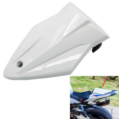 Passenger Rear Pillion Seat Cover Tail Cowl For BMW S1000R S1000RR 15-18 White
