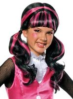 Monster High Draculaura Girls Wig , New, Free Shipping