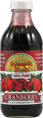 Cranberry Concentrate, Dynamic Health, 8 oz