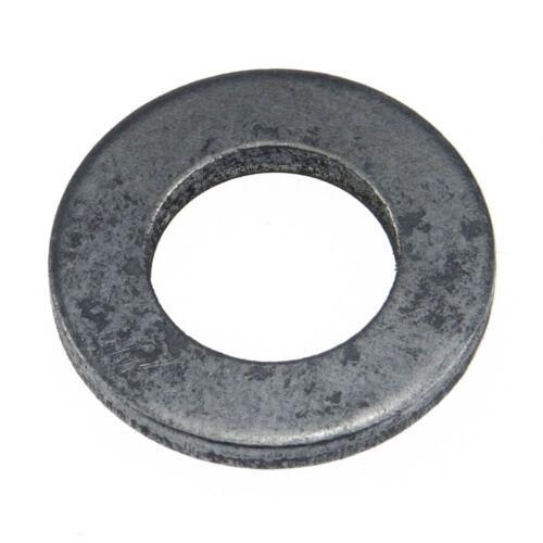 300 HV blank ohne Fase Produktklasse A Flache Scheiben ISO 7089 Stahl verg