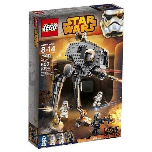 75083 AT-DP WALKER lego set NEW star wars legos REBELS kallus stormtrooper pilot