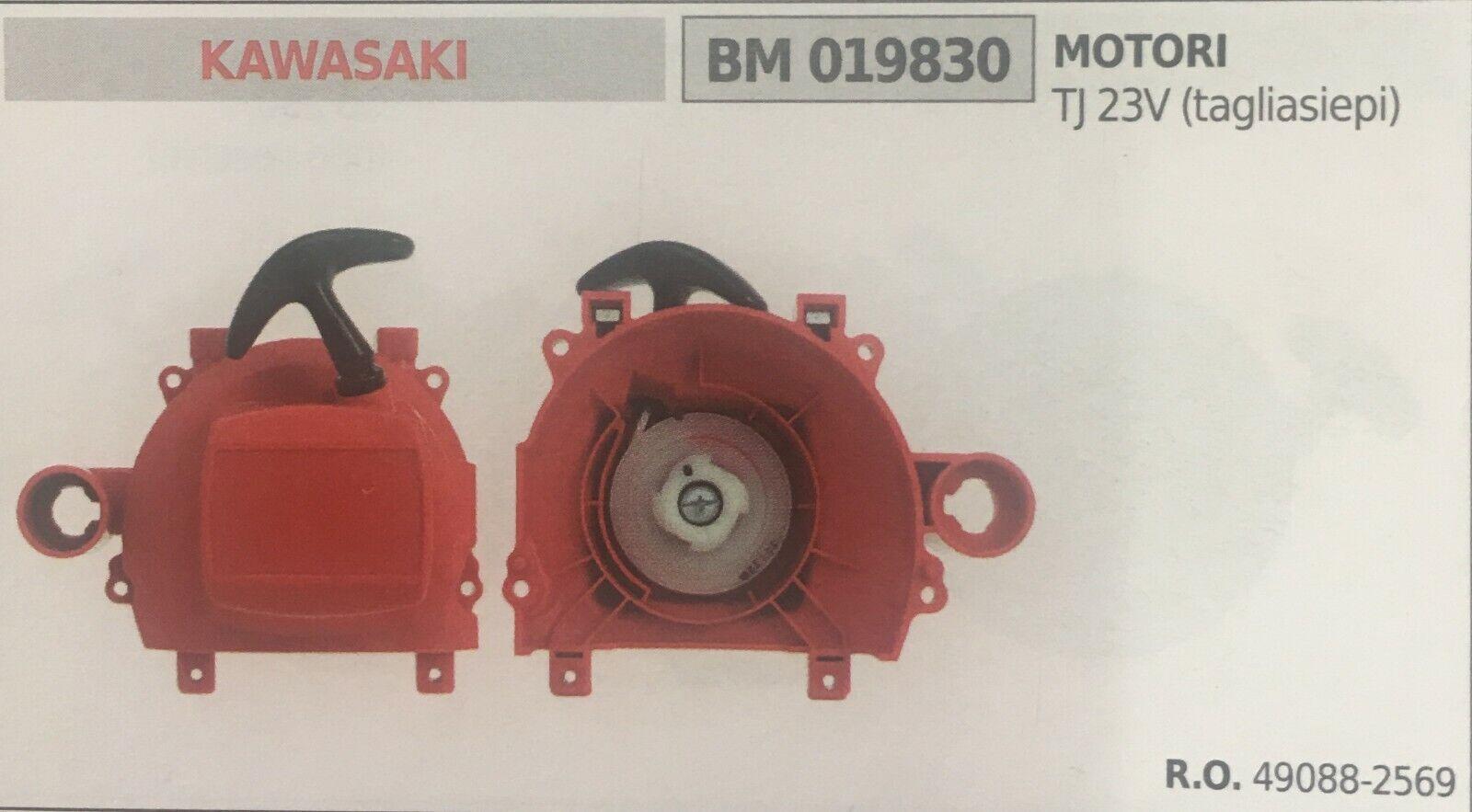 Arrancador de Completo Brumar Kawasaki BM019830