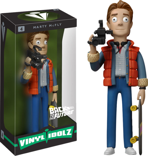 Back to the Future - Marty McFly Vinyl Idolz-FUN5523