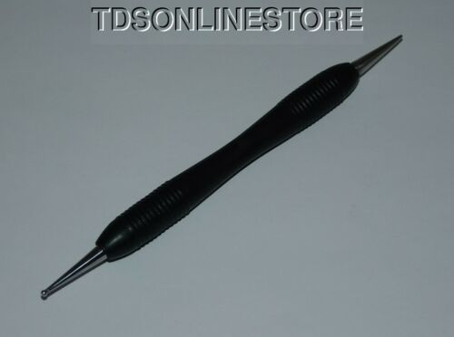 Leather Modelling Tool With Large And Small Ball Great For Embossing