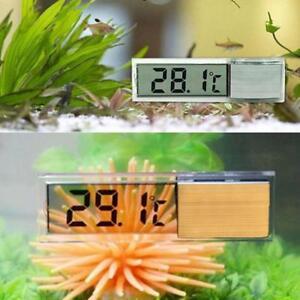 LED-Digital-Genauigkeit-Aquarium-Thermometer-Aquarium-Temperaturanzeige-Meter-Ne