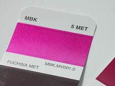 Peinture Auto/Moto: Kawasaki ou MBK CANDY FUSCHIA (0,5L de fond + 0,5L finition)