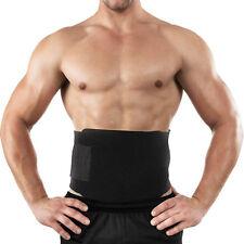 Waist Trimmer Belt Fat Burner Belly Sauna Sweat Tummy Yoga Body Wrap Exercise KL