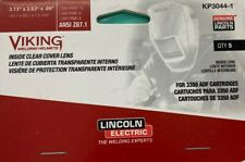 10 Total Lincoln Electric KP3044-1 VIKING 3350 Inside Cover Lens, Lot of 2