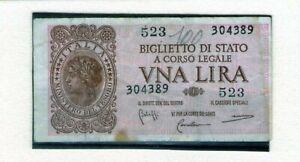 L-039-ultima-lira-d-039-Italia-in-carta-del-1944-luogotenenza