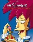 Simpsons Complete Seventeenth Season - Blu-ray Region 1