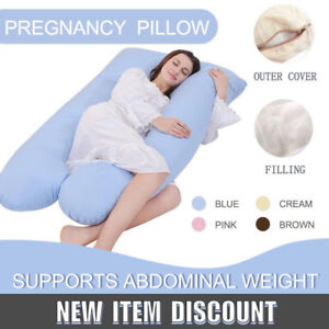 Maternity-Pregnancy-Boyfriend-Sleeping-Body-Support-Feeding-Nursing-Pillow