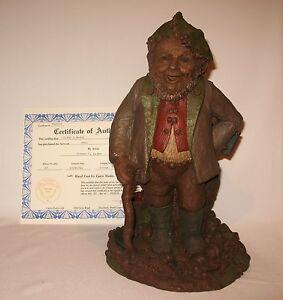 1983 Tom Clark Gnome Artist Signed \u201cSmoky\u201d