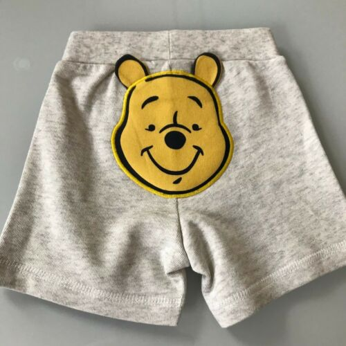Baby Sommer Kurzehose Hose Mickey Mouse Winnie the Pooh Disney 100/% Baumwolle