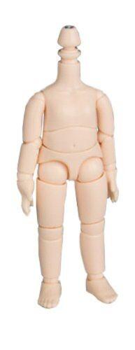 Obitsu doru 11cm Obitsu Whitey soft vinyl action figure body with body magnet