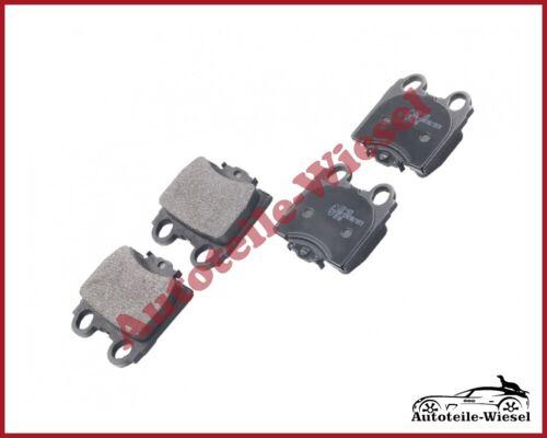 SRL Bremsbeläge Hinten für LEXUS GS UZS IS GX IS SportCross SC UZZ40