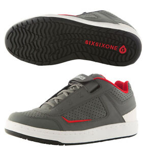 661-SixSixOne-FILTER-SHOE-GRAY-RED-CLOSEOUT-6829-40
