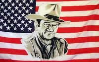 John Wayne Usa 3' X 5' Polyester Banner Flag