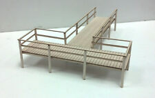 O Scale Laser Cut Custom Boat Dock Pier Kit