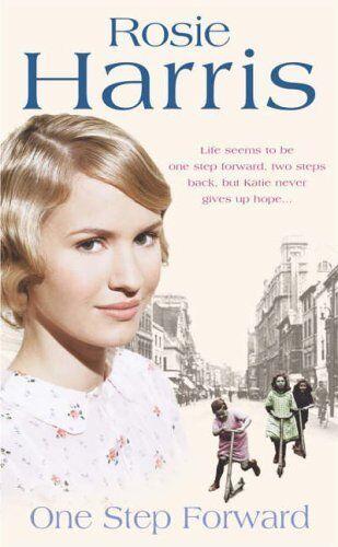 1 of 1 - ROSIE HARRIS ___ ONE STEP FORWARD ___ BRAND NEW ___ FREEPOST UK