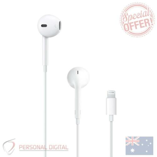 Genuine Apple EarPods with Lightning Connector for Iphone 7 , 7 Plus White New