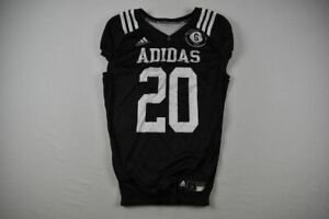 adidas Football Practice Jersey Men's Black Poly Used Multiple ...
