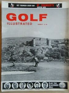 Royal-St-Davids-Golf-Club-Harlech-Castle-Golf-Illustrated-1966