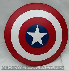 American Legend Captain America Avengers Shield Medieval Role Play SCA gift item