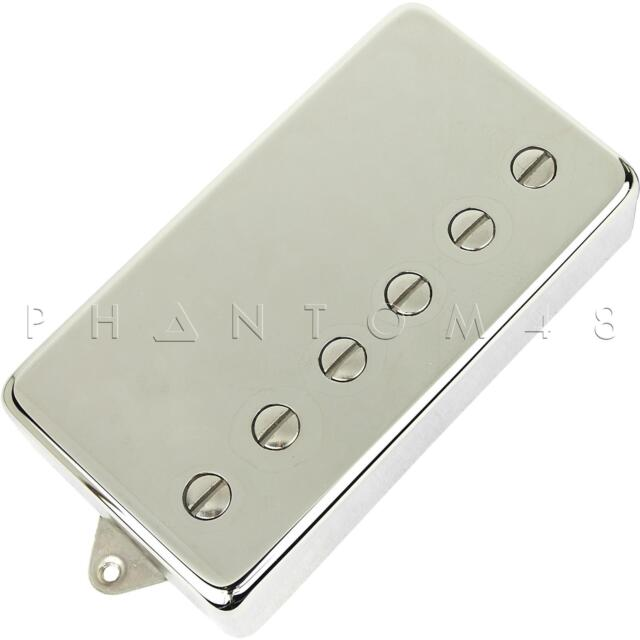 John Suhr Guitars Doug Aldrich F Spaced 53mm Bridge Humbucker Pickup Raw Nickel