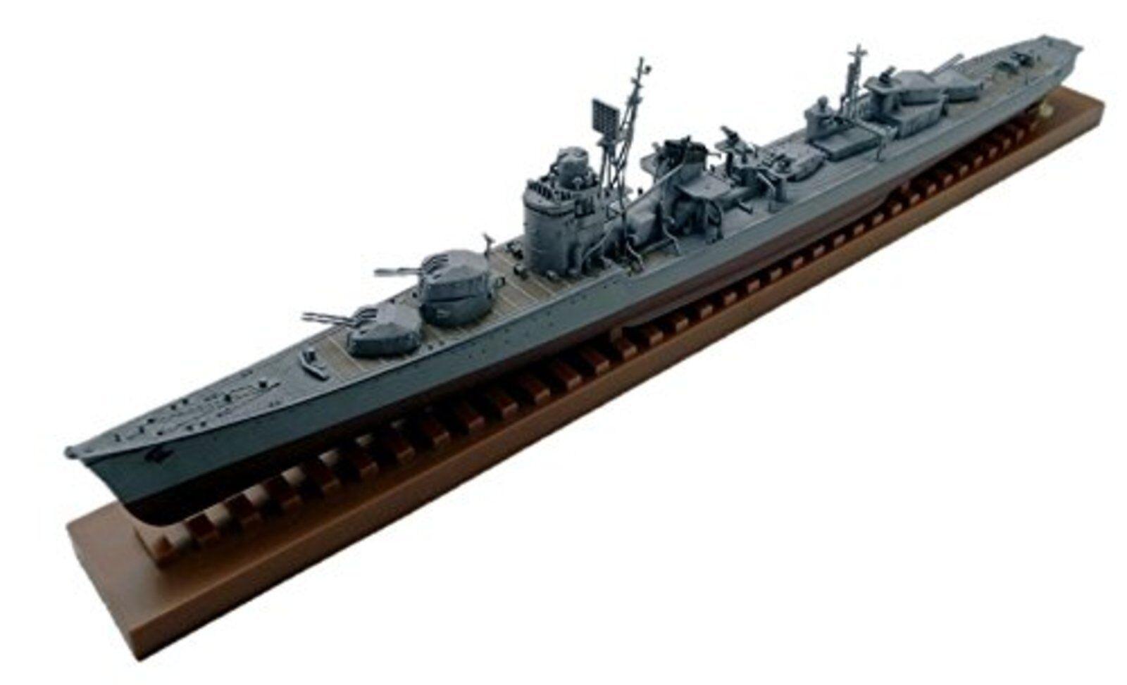 descuento online 1 350 Guerra Barco de de de Japón Destructor Akizuki 1942 1944 KIT de MODELISMO Bb-101  en linea