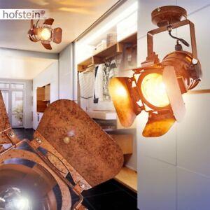 Flur Strahler LED Decken Lampen verstellbar Wohn Schlaf Zimmer Raum Beleuchtung