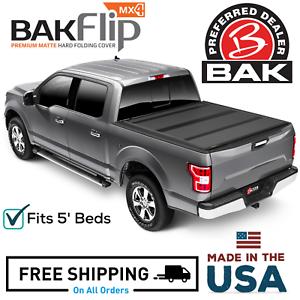 Bakflip Mx4 Hard Folding Tonneau Cover Fits 16 20 Toyota Tacoma 5 Bed Ebay