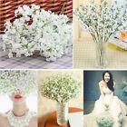 1 Head Romantic Baby's Breath Gypsophila Silk Flower Party Wedding Home Decor CA
