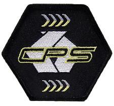 zum Aufbügeln Patch Uniform Aufnäher Continuum TV Series CPS Logo neu