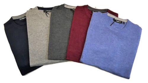 maglione cardigan uomo classico lana cachemire cotone girocollo zip camicia
