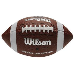 Wilson-NFL-Pattern-Soft-Grip-American-Football-Official-TDS-Super-Bowl-NEU