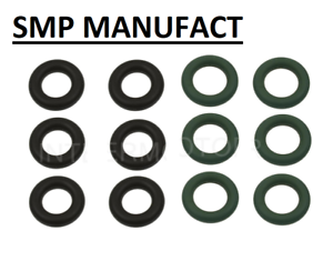 Fuel Injector Seal Kit FOR Chrysler Dodge Ford Infiniti Jeep Mazda