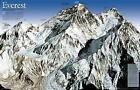 Everest by National Geographic Maps (Sheet map, rolled, 2003)