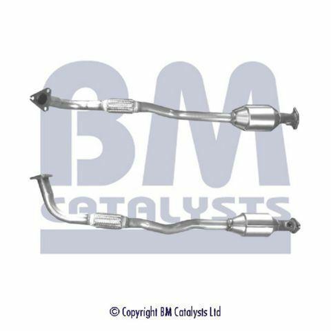 Convertisseur Catalytique Type Homologué BM91058H