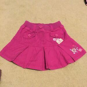 Tesco Cherokee Girls Age 18-24 Months Pink Skirt. VGC
