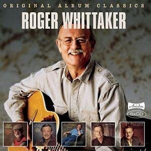 ROGER-WHITTAKER-ORIGINAL-ALBUM-CLASSICS-VOL-I-5-CD-NEU