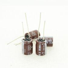Elna SILMIC II Audio Grade Radial Electrolytic Capacitor 22uF @ 50V